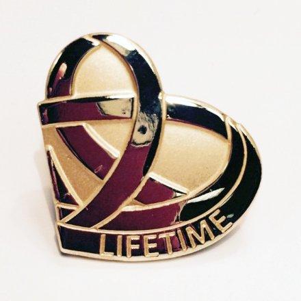 lifetime-pin