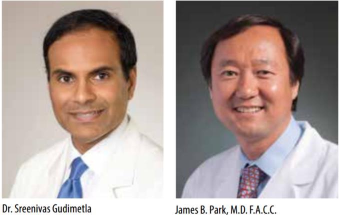 New Heart Drugs Dr. James Park