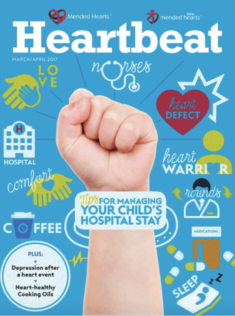 heartbeat magazine march