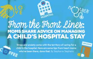 hospital stay advice