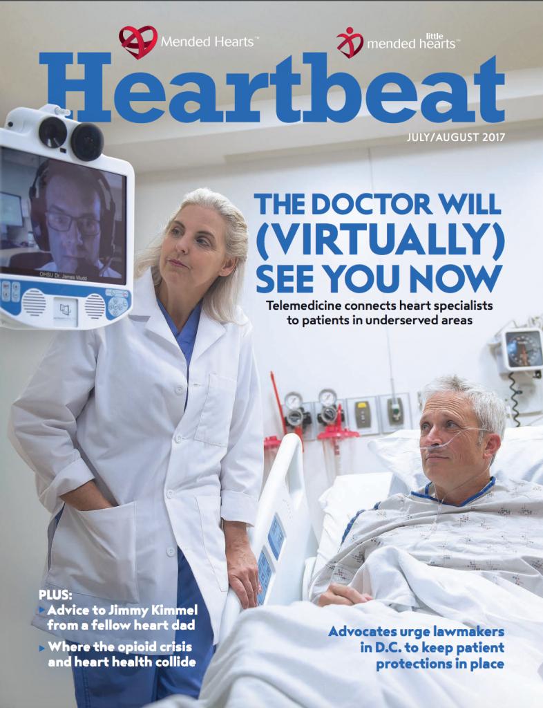 heartbeat magazine 07-2017