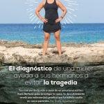 El diagnóstico de una mujer ayuda a sus hermanos a evitar la tragedia
