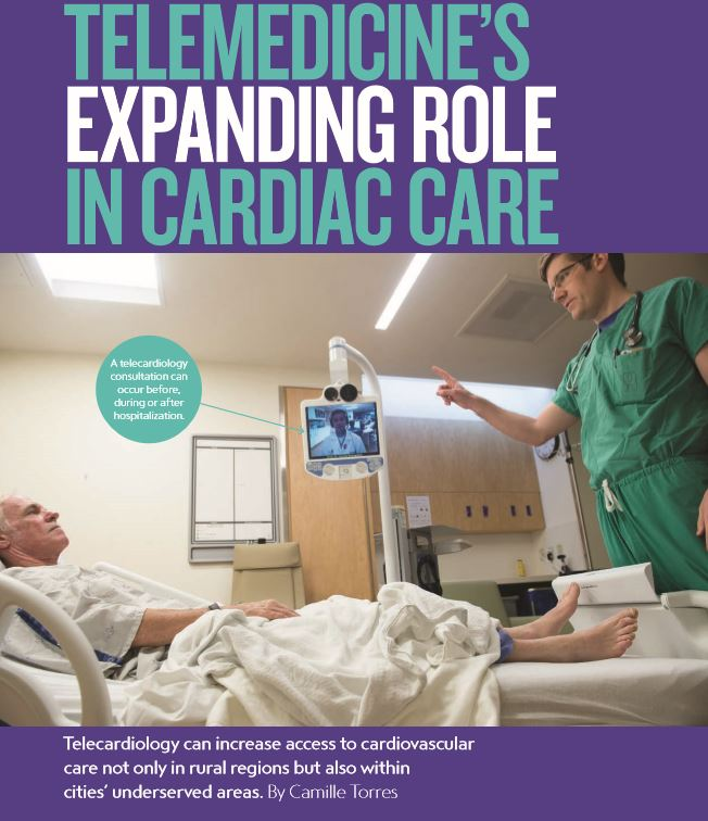 Telemedicine's Expanding Role in Cardiac Care