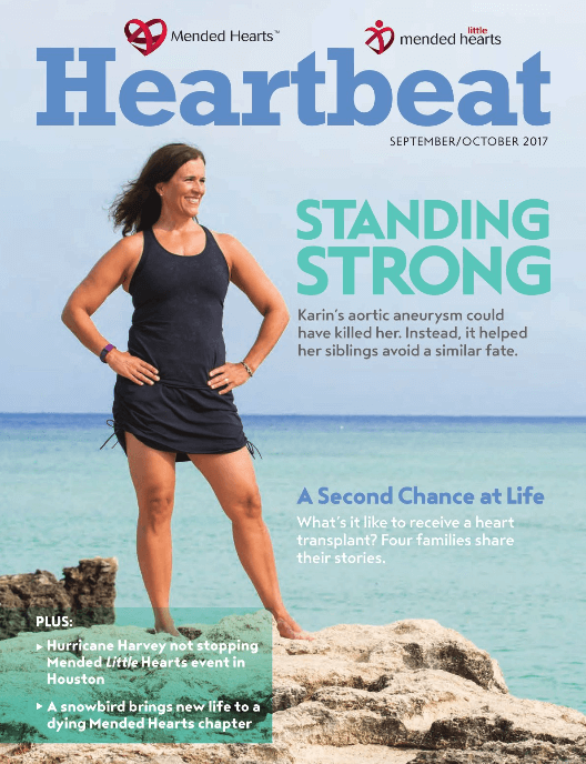 Heartbeat Magazine September/October 2017