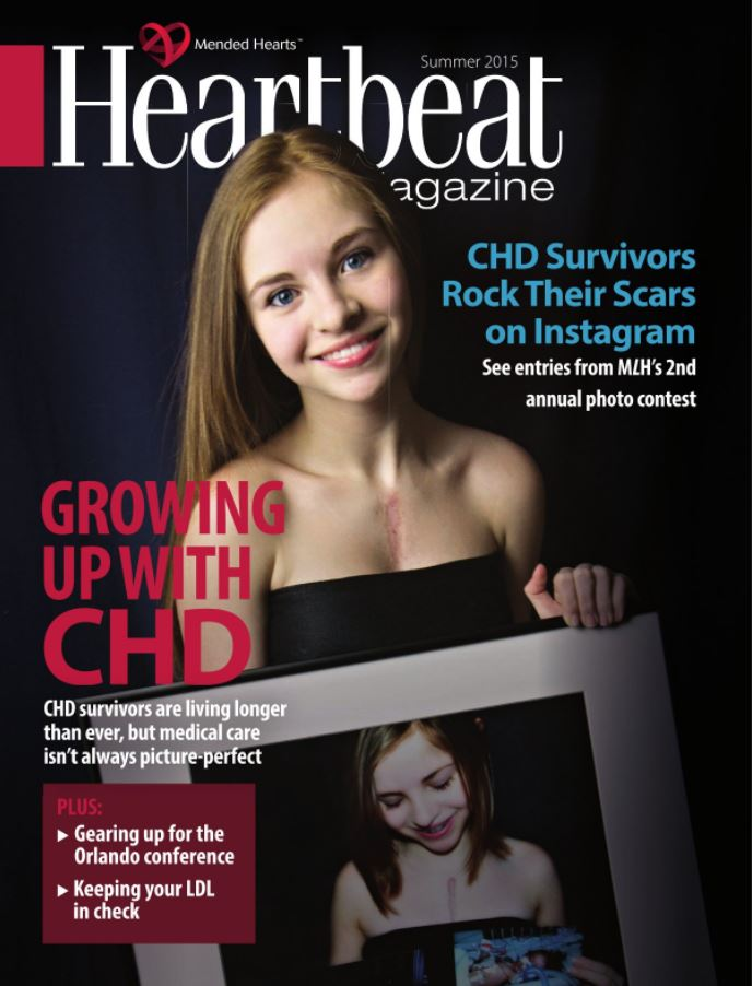 Heartbeat magazine summer 2015