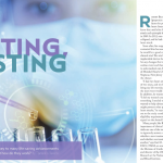 """Heartbeat Article """"Testing, Testing"""""""