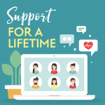 Support for a Lifetime Laptop Screen