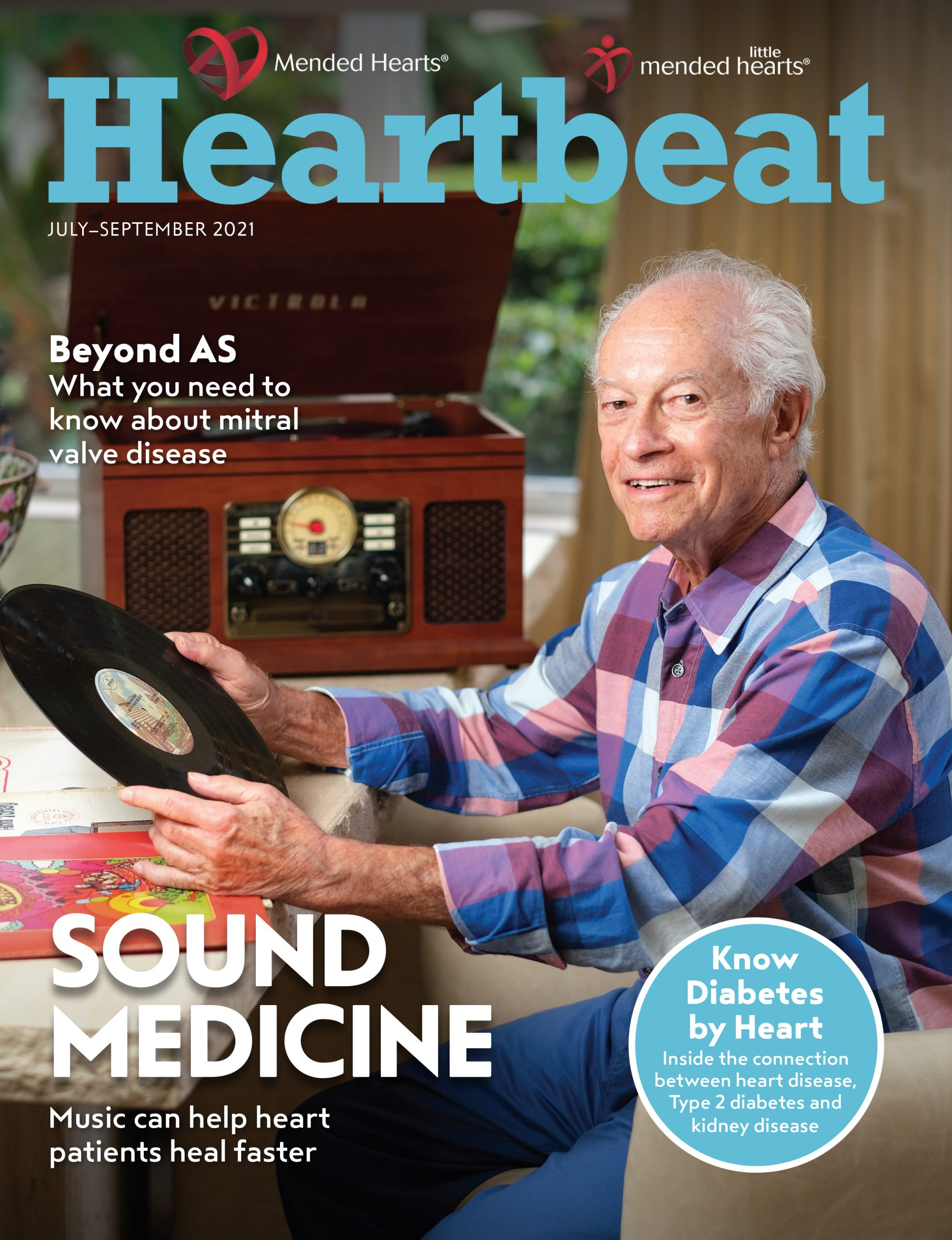 Heartbeat July 2021 Cover