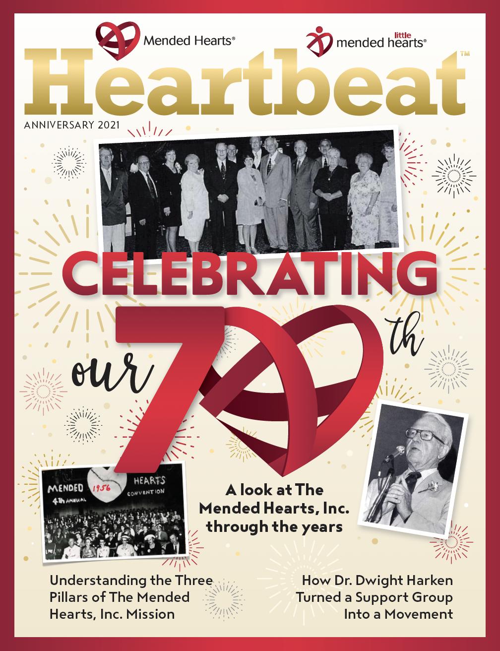 70th Anniversary Cover